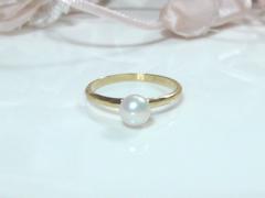 パールの指輪after