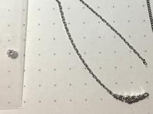 ダイヤモンドペンダントbefore
