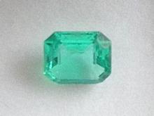 緑色石ペンダントbefore
