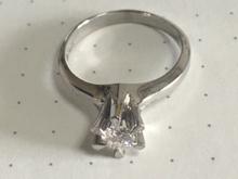 ダイヤモンドペンダント(ネックレス)リフォーム前画像
