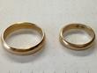 結婚指輪のアレンジbefore