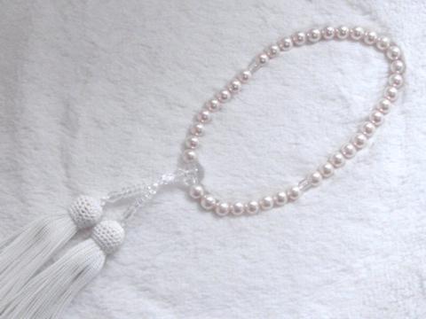 パールの数珠after
